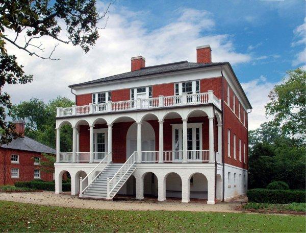 Robert Mills House Rear, Medium 5