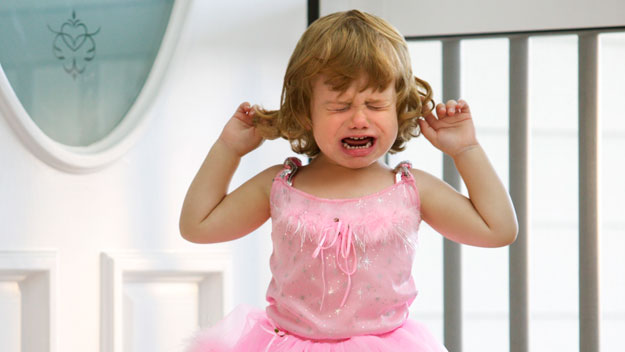 Have A Zen Child — 5 Ways To Keep Toddler Temper Tantrums At Bay
