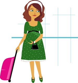 The ultimate guide to travelling when pregnant