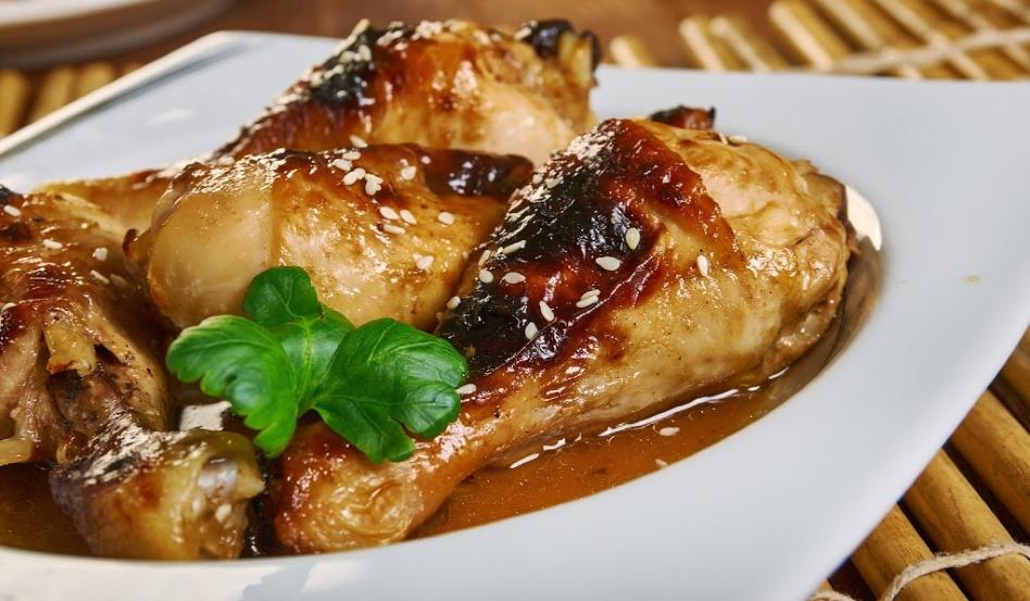 Brown Sugar Candy Chicken