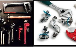 Standard Plumbing Tools and their Uses