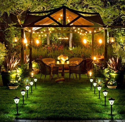Dressing up Your Summer Sanctuary