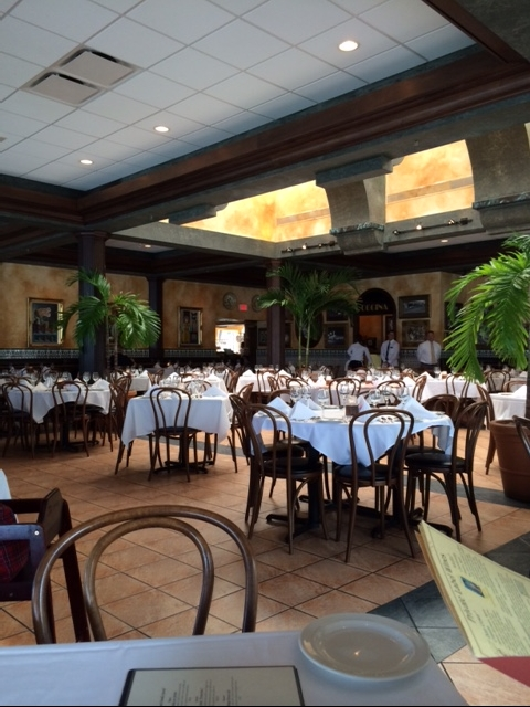 Columbia restaurant clearwater beach fl for S s columbia dining room