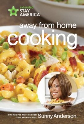 Away From Home Cooking Cookbook Giveaway