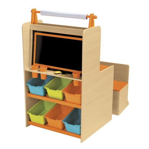 2 In 1 Desk And Easel By One Step Ahead