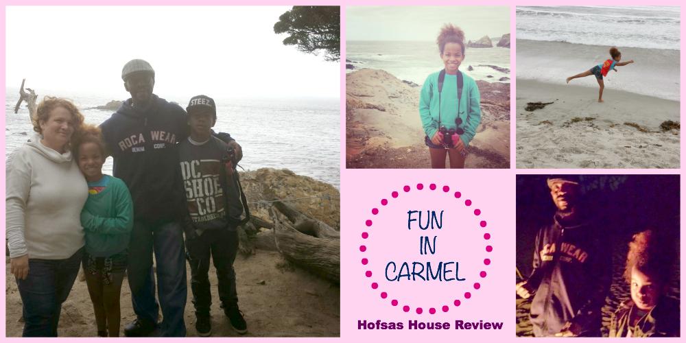 Fun in Carmel