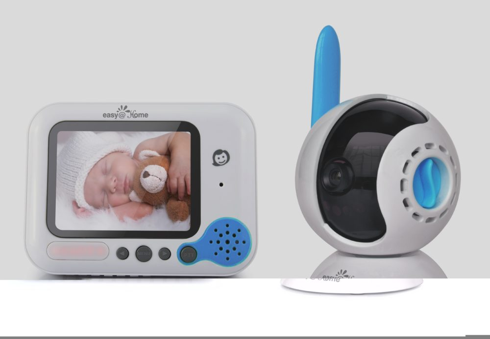 EasyHome Wireless Digital Video Baby Monitor