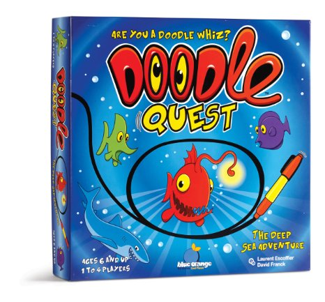 Doodle Quest #HolidayGiftGuide