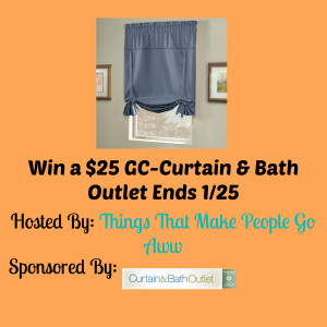 Curtain and bath outlet coupon