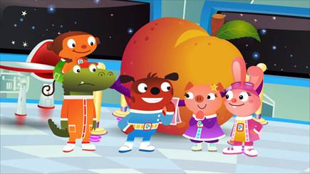 """""""Astroblast!"""" Takes Off With Out-of-This-World New Episodes – This January on Sprout!"""