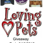 Loving Pets - Giveaway