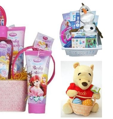 Easter Baskets for under $50