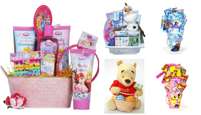 Candy Free Disney Gift Basket Ideas For Under 50