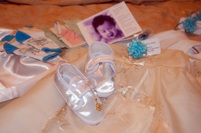 Textile Heirlooms: Store and Preserve Christening Outfits and Other Clothing Keepsakes