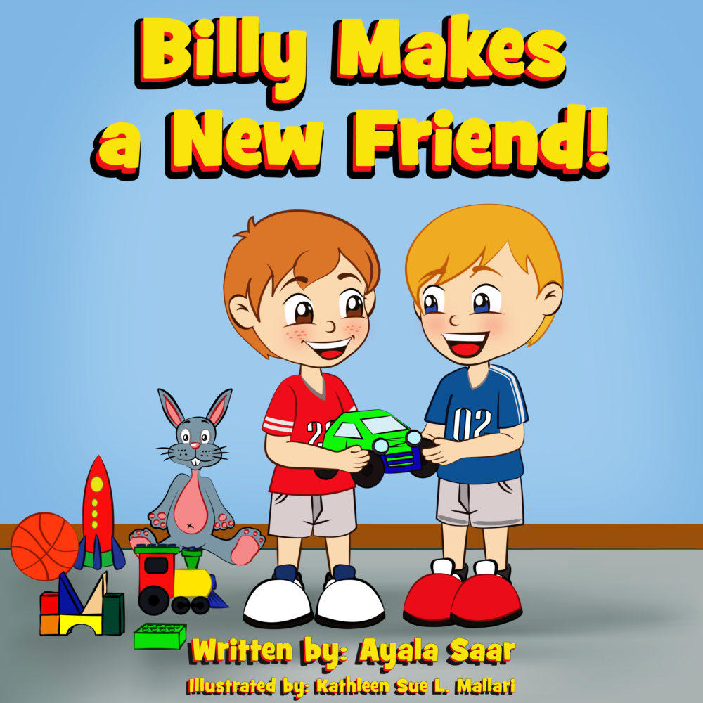 Billy makes a friend