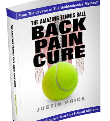 The Amazing Tennis Ball Back Pain Cure Book Review