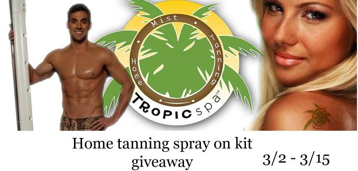 Tropical Spa Tanning system