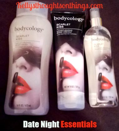 Date Night Essentials: Scarlet Kiss - Bodycology