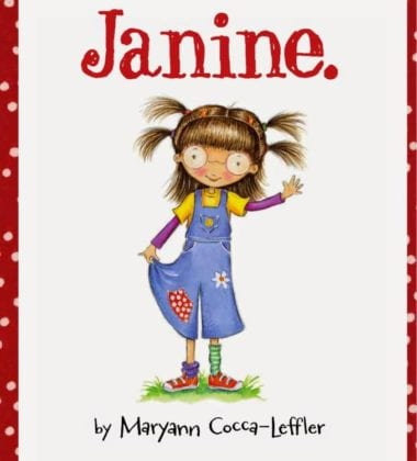 Janine Book Review- So Awesome!