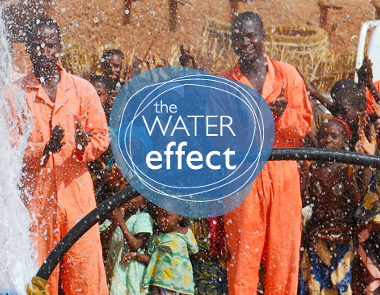 The #WaterEffect starts with you