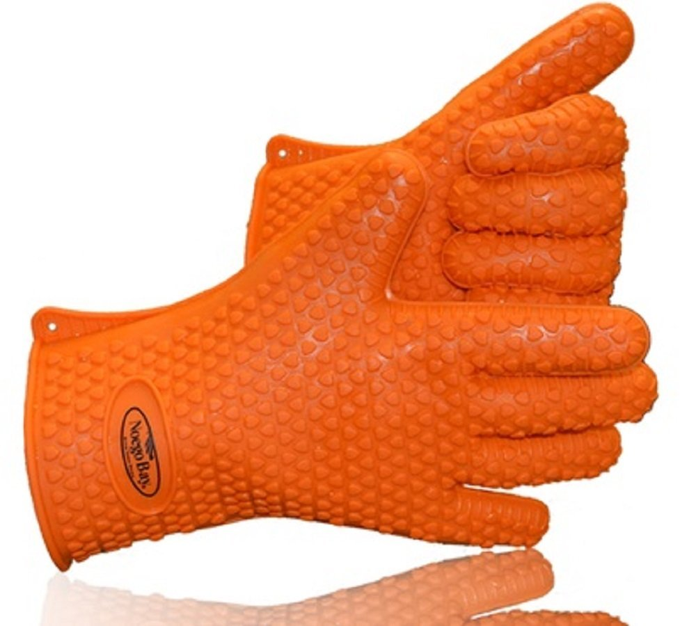 Noego Bay Silicone Oven Mitts