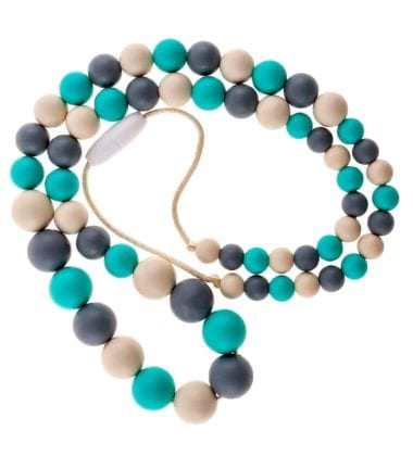 Chew-Choos - 'Playdate' Silicone Teething Necklace