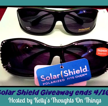Solar Shield Review and Giveaway