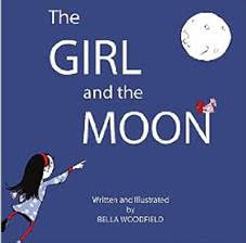 The Girl On The Moon- Goodnight book