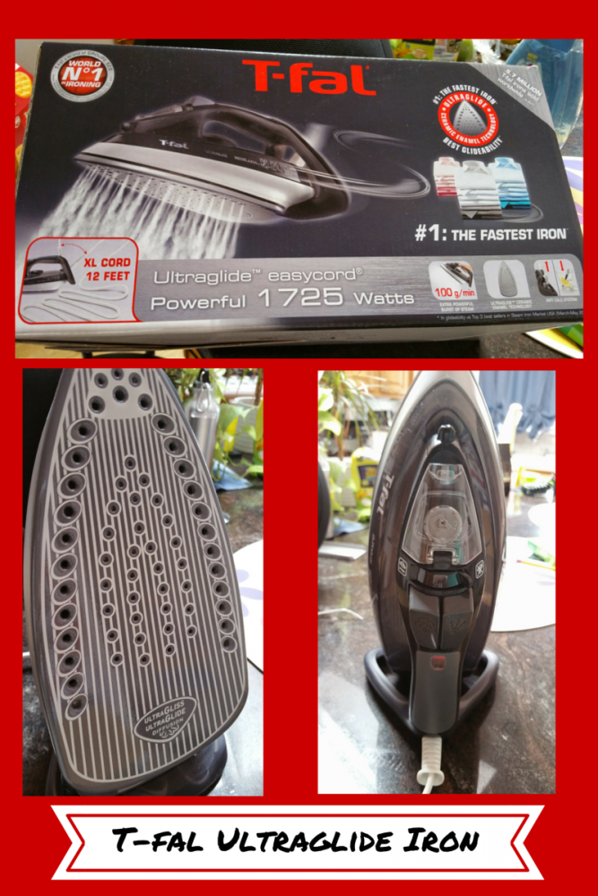 The T-fal Ultraglide Iron Changed My Mind About Ironing