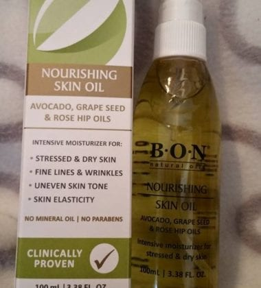 B.O.N® Nourishing Skin Oil - Stretch mark Oil