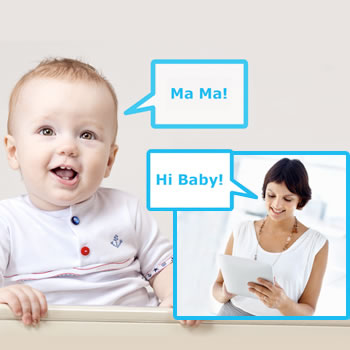 Peace Of Mind For Mom~ Wi-Fi Baby Camera by D-Link