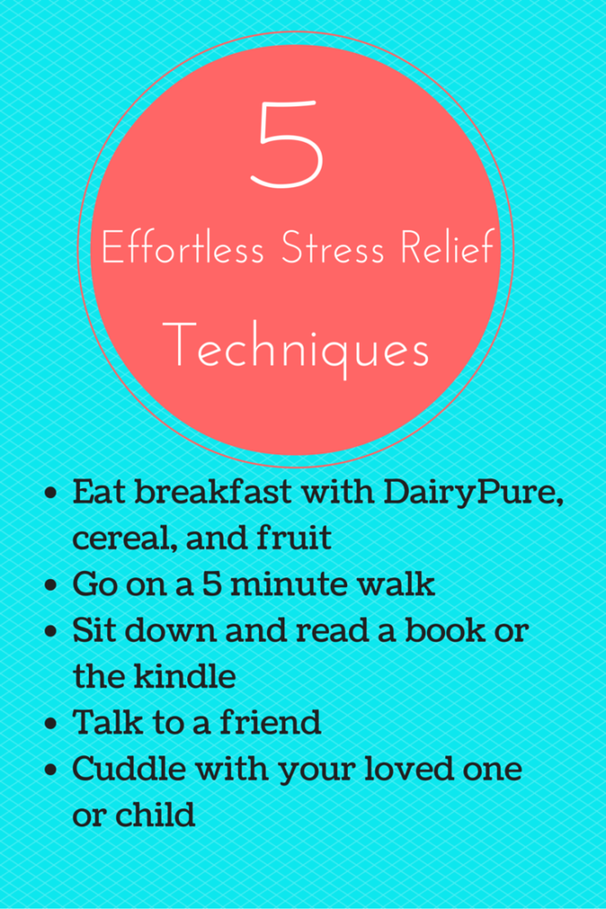DailyPure Helps Beat The Stress