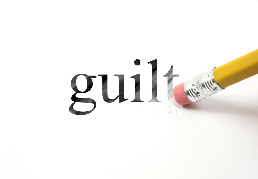 Removing the Mommy Guilt