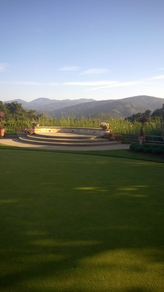 Magical Place for a Wedding at Holman Ranch in Carmel Valley