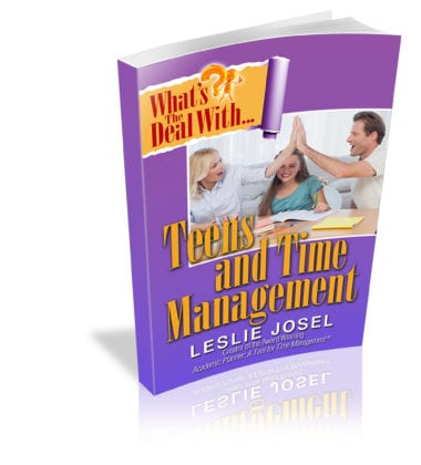 What's the Deal with Teens and Time Management