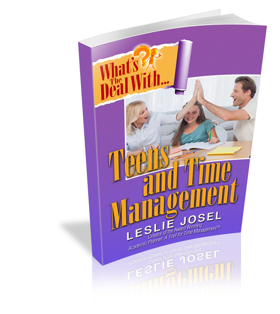What's the Deal with Teens and Time Management? #teensandtime