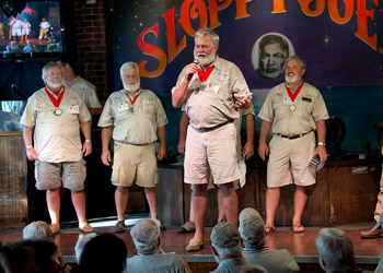 Look-Alikes to Compete 'Ernestly' During Key West's Hemingway Day