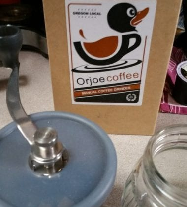 Manual Coffee Grinder - OrJoeCoffee