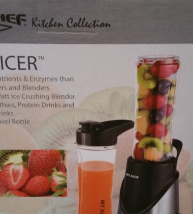Ergo Chef My Juicer