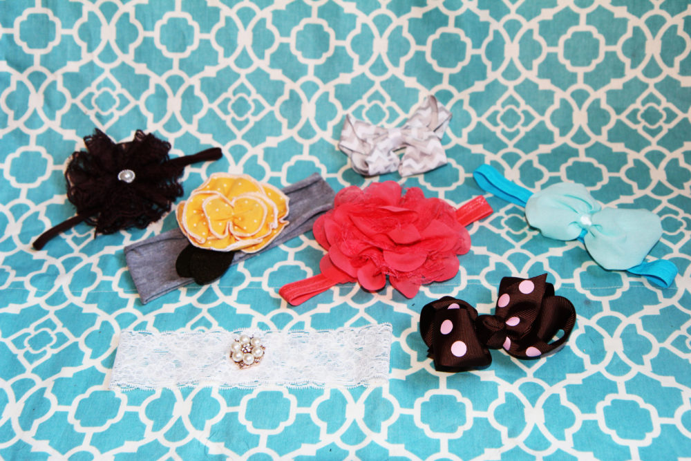 GraceBox: Monthly Subscription for Hair Bows
