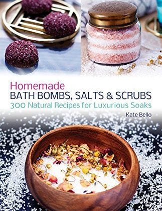 Homemade Bath Bombs, Salts and Scrubs