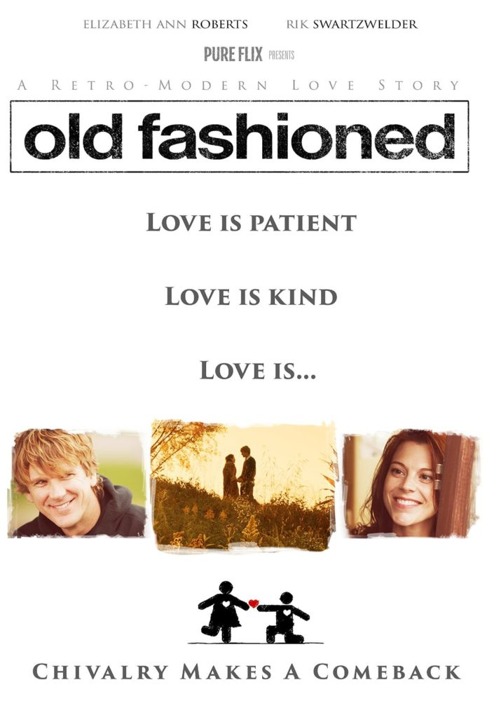 Old Fashioned DVD, Novel, and Devotional  Giveaway  #OLDFASHIONEDMOVIE  #FLYBY