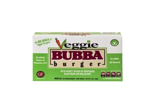 Don't Forget the Vegetarians at Your Next BBQ #BUBBAVeggieBurgers