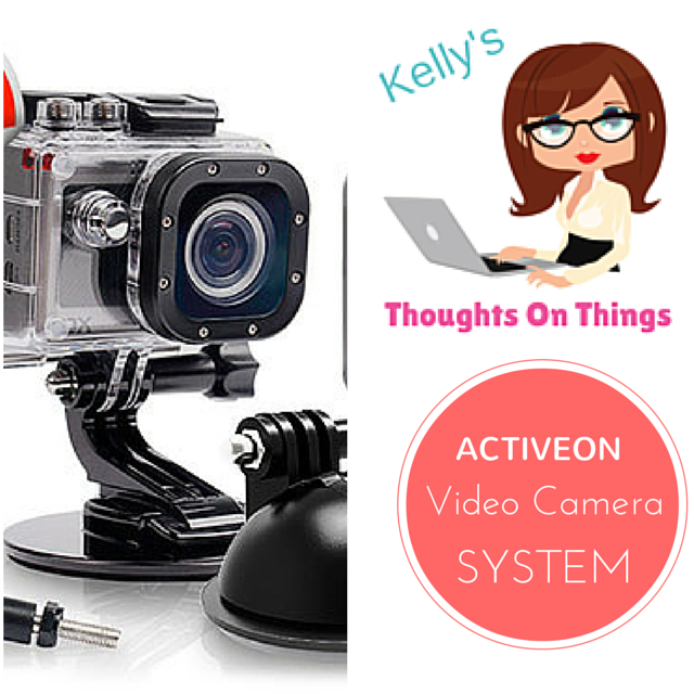 Find the latest ACTIVEON action cameras and various additional accessories.