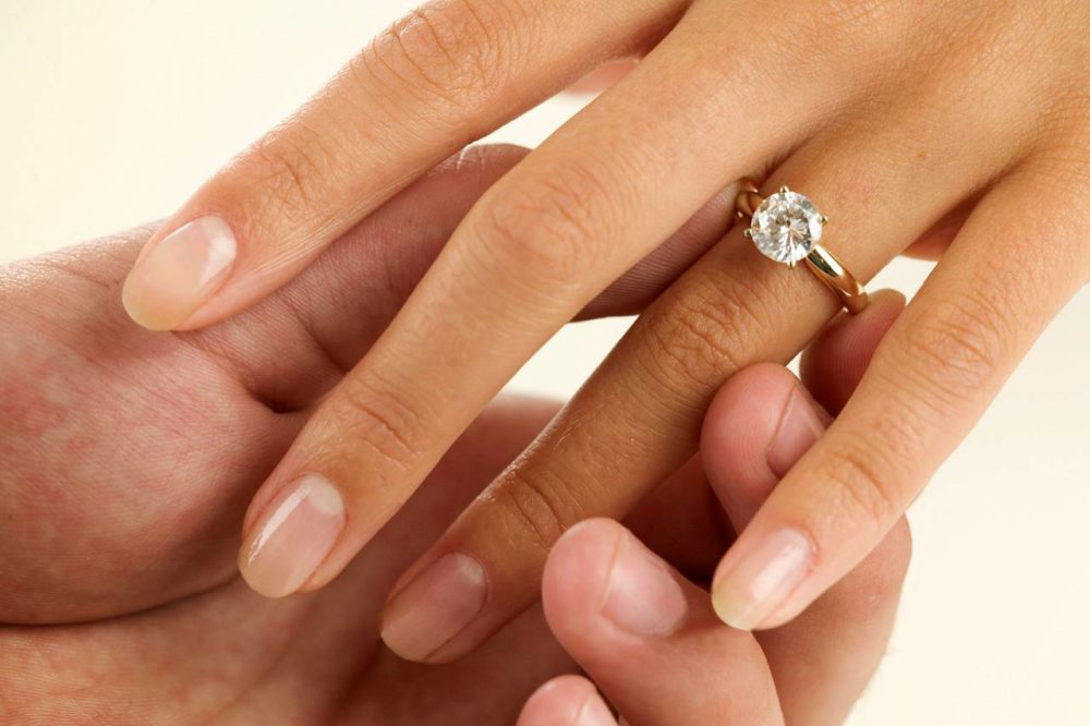 Say ''Yes'' to the Engagement Ring