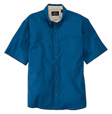 RedHead Nano-Tex Twill Shirts for Men - Short Sleeve