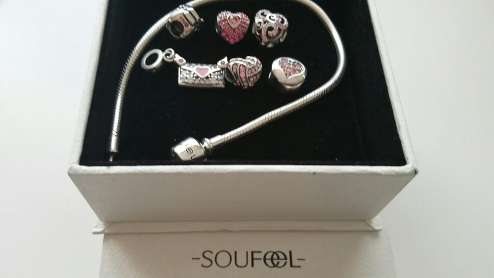 Design Your Own Charm Bracelet with SOUFEEL