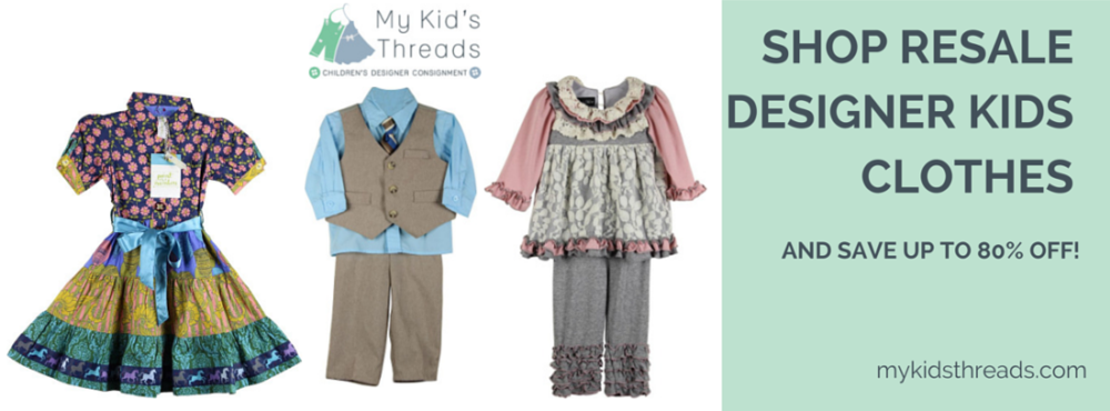 My Kid's Threads - Designer Children's Consignment