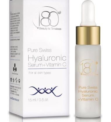 180 Cosmetics Pure Swiss Hyaluronic Serum + Vitamin C
