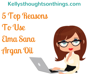Top Reasons To Use Elma Sana Argan Oil